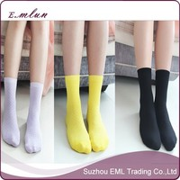 Wholesale women's 100% bamboo fiber sock