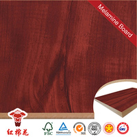 Best quality double pen box in mdf in china