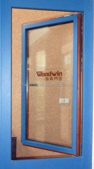 latest style decoration window design latest design aluminum casement window made in China