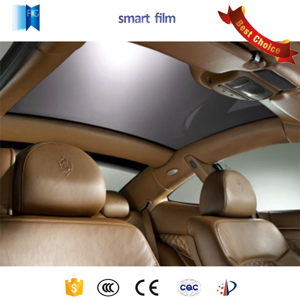 Top Quality switchable smart film for cars