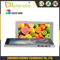 OEM Tablet CRelander GT01 7 Inch MTK8312 Dual Core 3G phone Tablet
