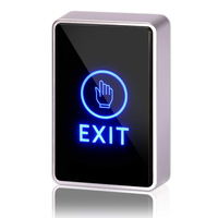 High Quality Doorbell Switch Push Use Waterproof Exit Button press to exit button