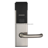 High Quality M1 Keyless Hotel Lock with Encoder and Handset