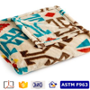 Promotion Printed Soft Coral Fleece Blanket
