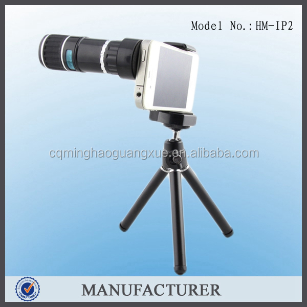 HM-IP2 wholesale zoom telescope for iphone mobile phone camera lens