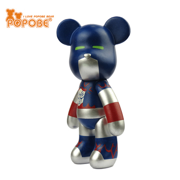 Lovely PVC POPOBE Bear Home Decor & Phone Stand Special Gift