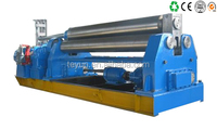 W11- Three roller mechanical lapping machine