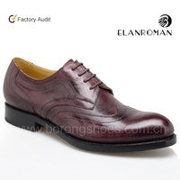 Men Handmade Goodyear Genuine Leather Dress