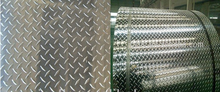 Strong hardness embossed aluminum coil/roll 5052 5083 5754 manufacturer