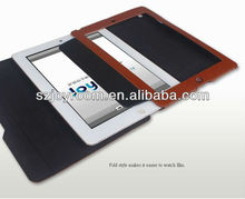 Simple Protector leather case for Apple Ipad