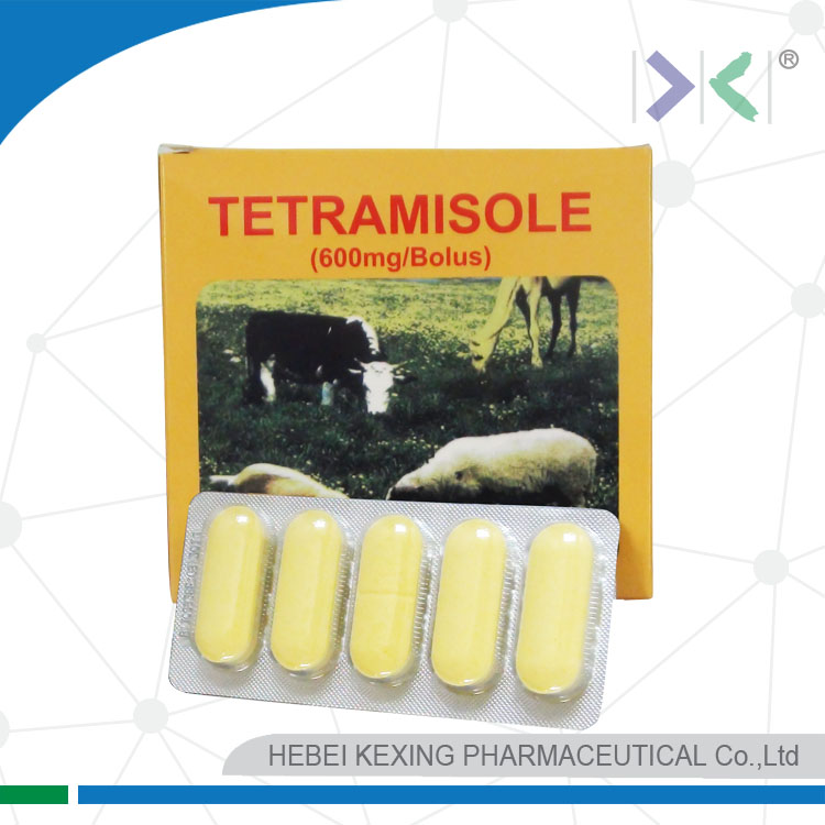 Tetramisole HCL Tablet (for animal )