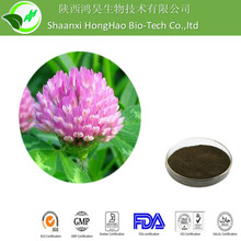 High Quality Isoflavones 8%, 20%, 40% HPLC Dark Brown Fine Powder Flower Part red clover extract