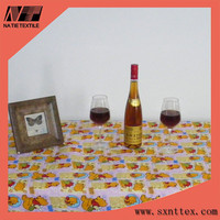 China Manufacturer for home-use print angel table cloth