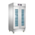 2017 air circulation electric commercial bread proofer with spray