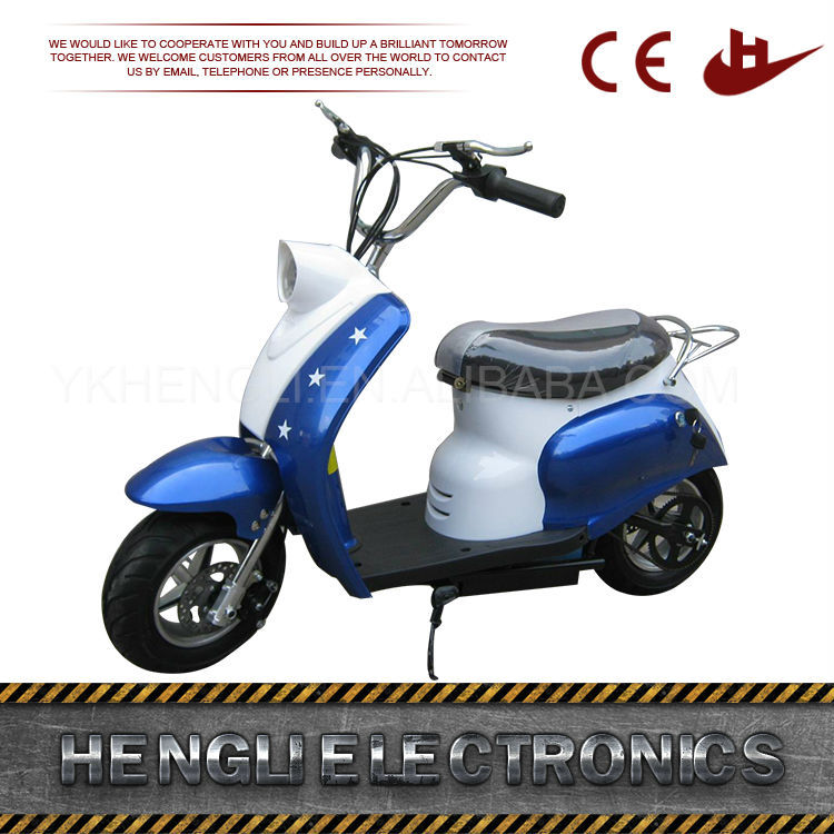 High quality electric start pocket bike
