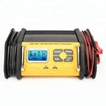 12V 16A, 24V 8A LCD display smart car battery charger Lead acid Battery Charger