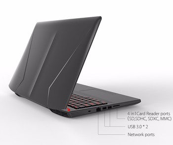New BBEN 15.6 inch core i7-6700HQ 16GB/32GB gaming laptop