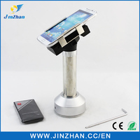retractable mobile stand holder with sensor alarm and charging port,mobile phone accessories