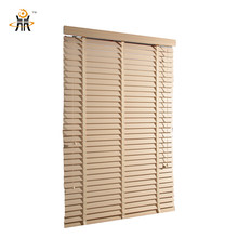 luxury home decor digital window faux wood shade PVC Blinds