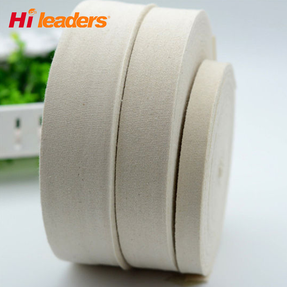 Custom Printing Cotton Ribbon For packing