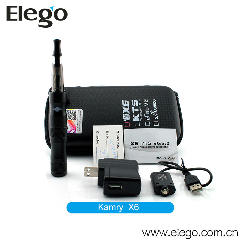 China Supplier Elego Products High Quality Kamry Legend Ecig Mod X6 Bod Kit
