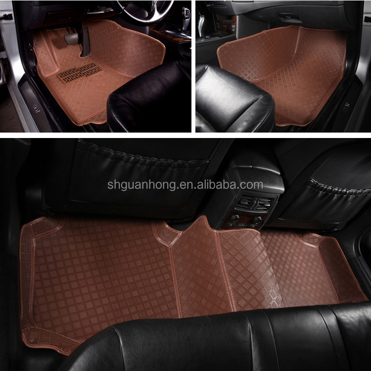 left hand drive car mat market factory with high quality
