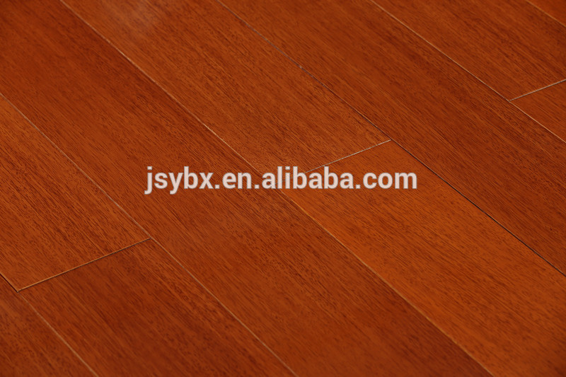 Factory price forester solid jatoba flooring for factory use