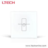 LED Controller supplier 1CH DALI Touch Panel Dimming Switch Dimmer