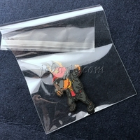 OPP Clear Block Bottom Cello Bags Food Grade