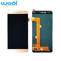 Gold Touch Screen Digitizer LCD Display Screen Assembly For Blu Vivo 5 V0050UU