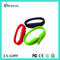 OEM silicone bracelet 8gb usb flash drive bulk,64gb usb flash drive,usb flash drive bracelet