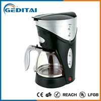 Fashion cheap elegant plastic instant drip coffee maker