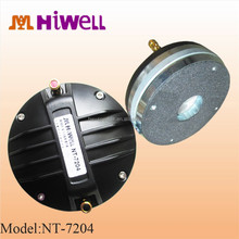 High end quality neodymium tweeter for pa systems