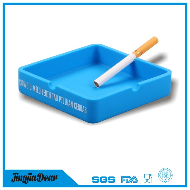 Portable Type and Square,Round Shape ashtray with custom logo