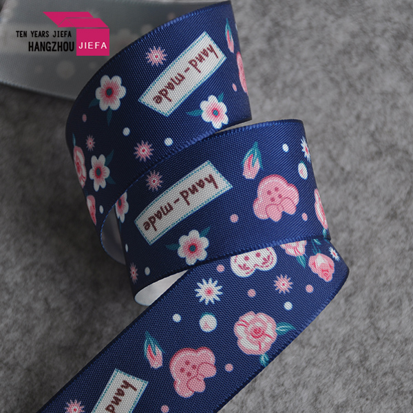 manufacture high quality polyester satin ribbon for decoration