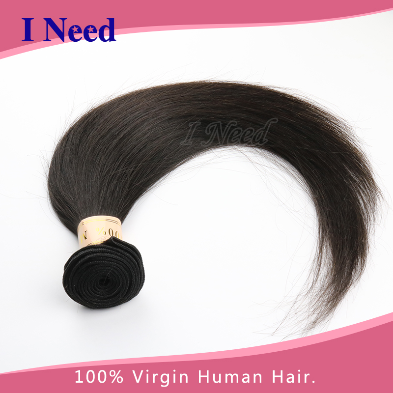 7A 8A Full cuticle unprocessed 100% mink malaysian straight virgin remy hair