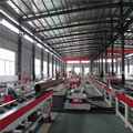 PIPE SPOOLING FABRICATION PRODUCTION LINE