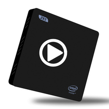 B2GO Full Hd 1080P Vga Super Smart Media Player Intel Z8350 Z83 II Mini Pc