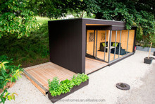 Econova Prefabricated containers small backyard cottage
