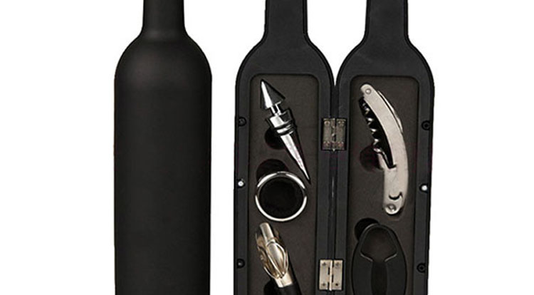 Promo Promotional items Birthday gifts bottle shaped bottle opener sets