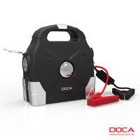 DOCA back up power supply for cooking