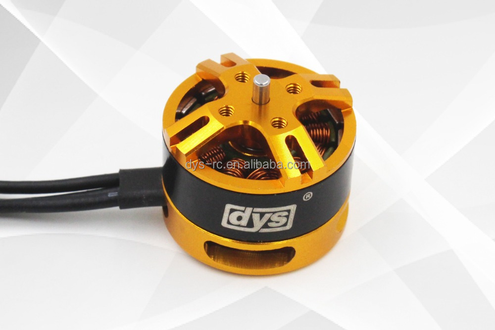 DYS Multi-rotor Brushless Motor BE1806 1400/2300KV for Mini Multicopter QAV250/DYS BG250