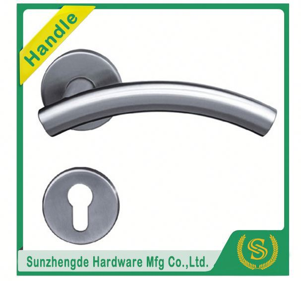 TC STH-105 High Quality Zinc Alloy Tubular Entrance Lever Door Handles And Locks
