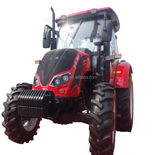 QLN 100 HP agriculture tools 4 WD China cheap farm equipment tractor