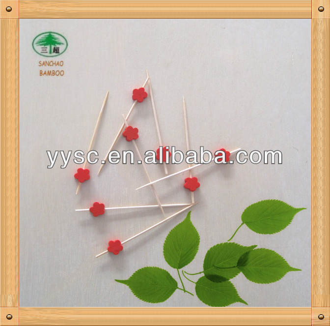 bamboo flower sticks for decorating
