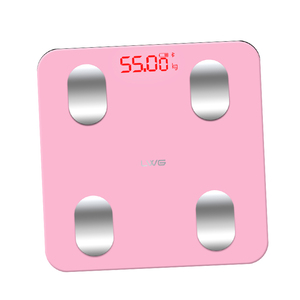 Body digital bluetooth electric weight scale