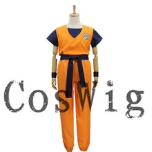 Dragon ball Costume Gohan Amine cosplay Costume uniforms Halloween Costume