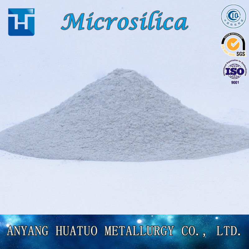 Silica fume/ Silicon flour for rubber industry China manufacturer