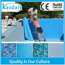2015 new design hot sale pvc liner for swimming pool ,pond liner