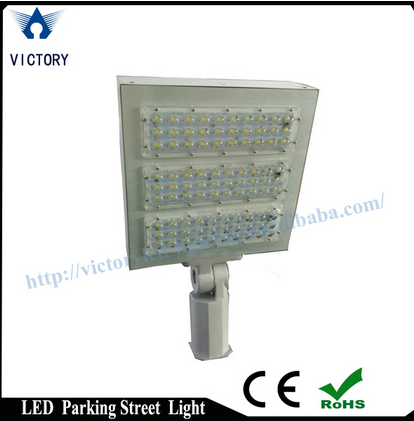 Outdoor 5 Years 150w LED Car Park Light Dimmable LED Street Lights Retrofit Kits